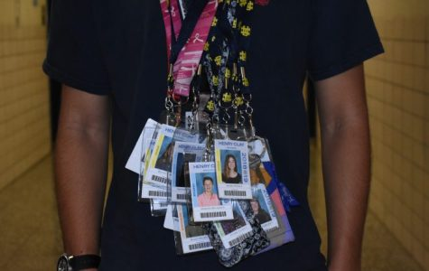 Implementation of badges begins new security procedures
