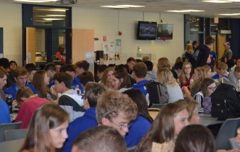 HC cafeteria faces overcrowding issue
