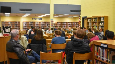 SBDM features large community presence due to block scheduling discussion