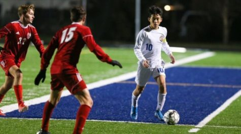 Sota Ippongi continues soccer career at Centre