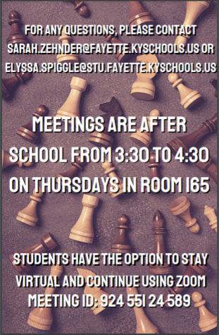 HC introduces a new chess club