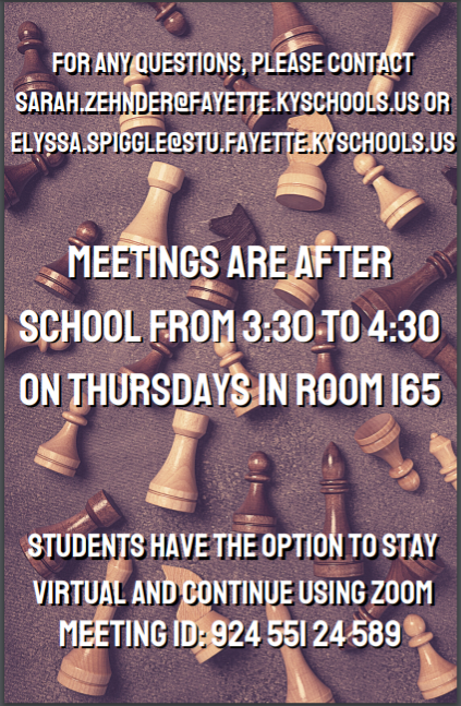 HC+introduces+a+new+chess+club