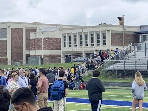 Four Fayette County high schools received  a bomb threat involving a $500,000 ransom